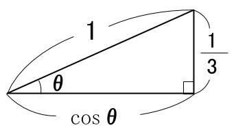 高校数学無料学習サイトko-su- 三角比 相互関係 別解図1