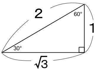 高校数学無料学習サイトko-su- 三角比 30°