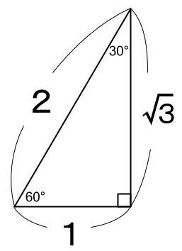 高校数学無料学習サイトko-su- 三角比 60°