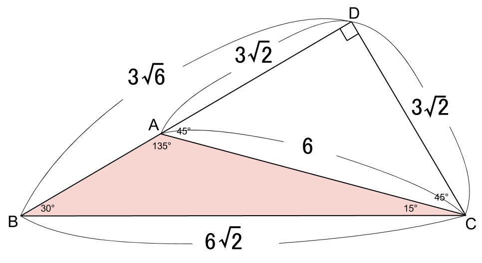 高校数学無料学習サイトko-su- 三角比 正弦定理と余弦定理 使い分けフローチャート例題1