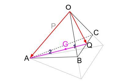 高校数学無料学習サイトko-su- センター試験 空間ベクトル1-7