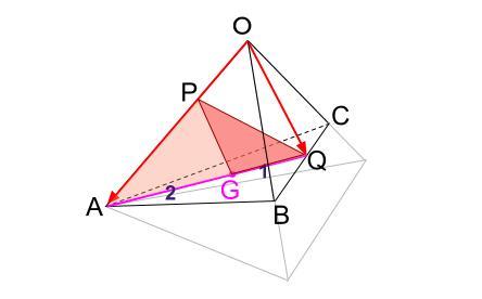高校数学無料学習サイトko-su- センター試験 空間ベクトル1-8