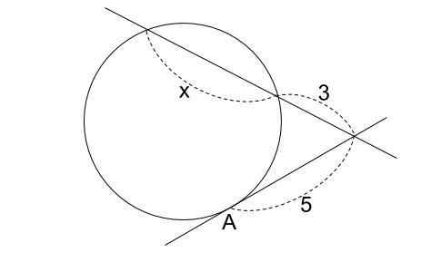 高校数学無料学習サイトko-su- 方べきの定理 例題01