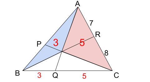 高校数学無料学習サイトko-su- メネラウスの定理 ベンツ形3