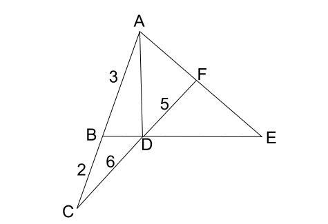 高校数学無料学習サイトko-su- メネラウスの定理 ベンツ形6