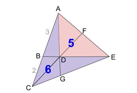 高校数学無料学習サイトko-su- メネラウスの定理 ベンツ形8