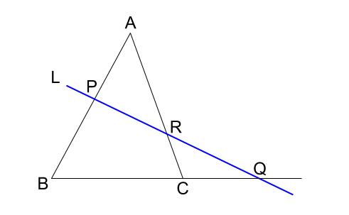高校数学無料学習サイトko-su- メネラウスの定理001